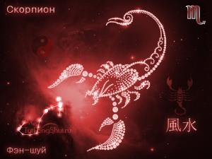 Фэн-шуй для знака Зодиака Скорпион