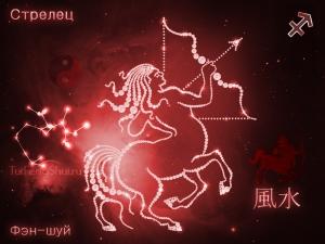 Фэн-шуй для знака Зодиака Стрелец