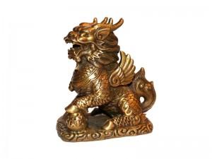 Ци Линь или китайский Единорог в фэн-шуй